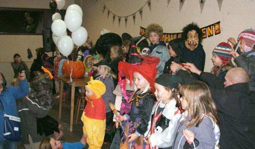 Halloween Villers-la-Ville