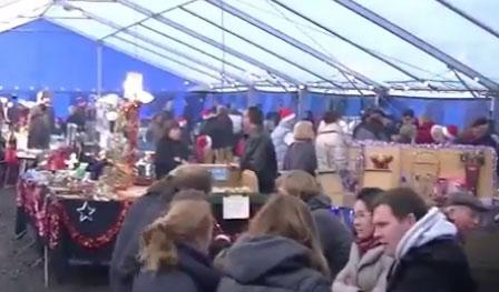 Marché de Noël à Villers-la-Ville