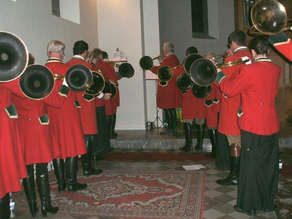Concert de la Saint Hubert