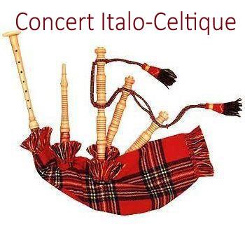 Concert Italo-Celtique
